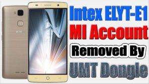 Xiaomi MEI7   Redmi Note 5 MI Account Lock Reset by UMT Dongle